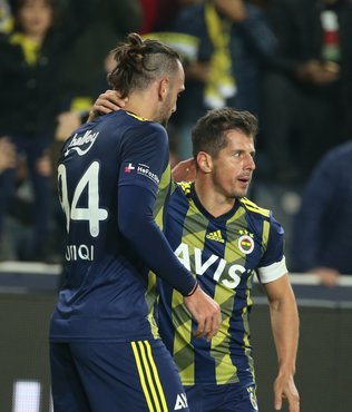 Fenerbahçe'den Muriç'e özel çalışma!
