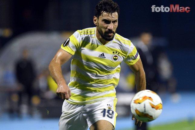 Şener'in Fenerbahçe'den Galatasaray'a transferinde Comolli detayı!