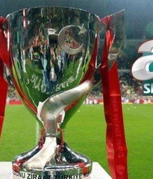 Ziraat Türkiye Kupası'nda heyecan devam ediyor