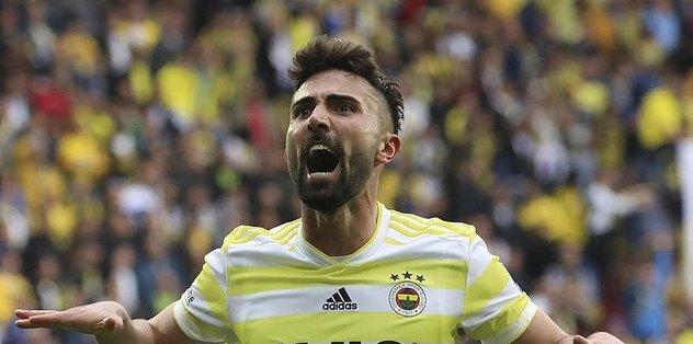 Fenerbahçe'de zirvedeki isim Hasan Ali