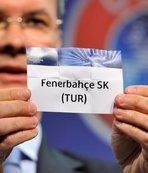 Fenerbahçe'nin play-off'taki rakibi belli oldu!