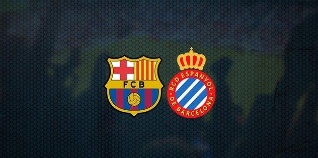 Barcelona-Espanyol maçı ne zaman? Saat kaçta? Hangi kanalda canlı yayınlanacak? - Futbol -