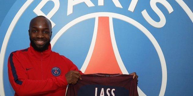 Lassana Diarra, Paris Saint-Germain'de