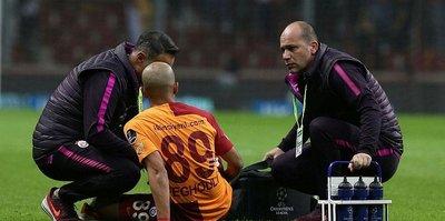 Yener İnce'den kötü haber: Feghouli ve Fernando'nun durumu ciddi gibi