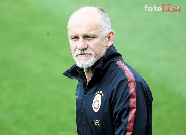 Okan Buruk birlikte oynadığı en iyi 11'i açıkladı! Galatasaray'dan...