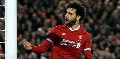 Premier Lig'in yeni prensi Salah