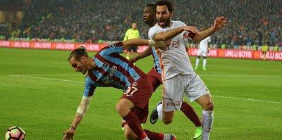 Selçuk'a Trabzon'da büyük tepki