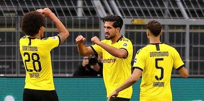 Borussia Dortmund 1-0 Hertha Berlin | ÖZET İZLE
