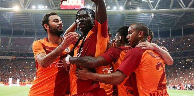 Beşiktaş forvetlerini solladı