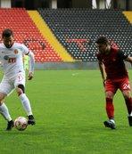 Gaziantepspor-Eskişehir maçında İstiklal Marşı okunmadı