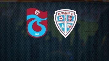 Trabzonspor U19 - Zvijezda Bijeljina U19 maçı saat kaçta?
