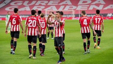 Athletic Bilbao 4-0 Real Betis (MAÇ SONUCU - ÖZET)