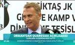 Fikret Orman'dan Quaresma açıklaması