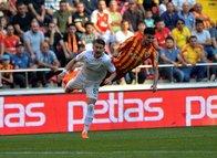 Kayserispor-Atiker Konyaspor maçından kareler!