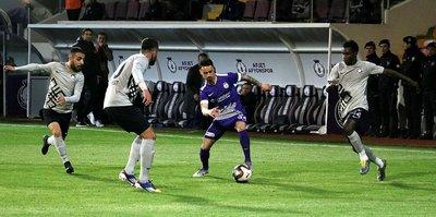 Afjet Afyonspor 0-0 Osmanlıspor