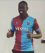 FOTOMAÇ yazmıştı! Ndiaye Trabzonspor'a hayırlı olsun...