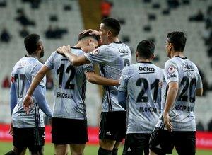 İşte Beşiktaş-24 Erzincanspor maçından kareler