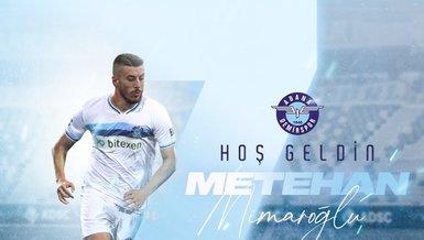 Adana Demirspor Metehan Mimaroğlu'nu transfer etti