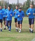 Ankaragücü'nde F.Bahçe maçı hazırlıkları başladı