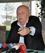 Sadri Şener: ''Bizim 1461 Trabzon'u çıkarsan...''