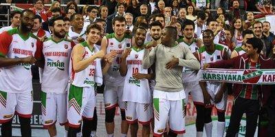 Pınar Karşıyaka'ya Şampiyonlar Ligi müjdesi