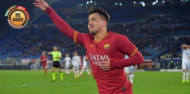 Roma Cengiz Ünder için Napoli'den 30 milyon Euro istedi! - yeni -