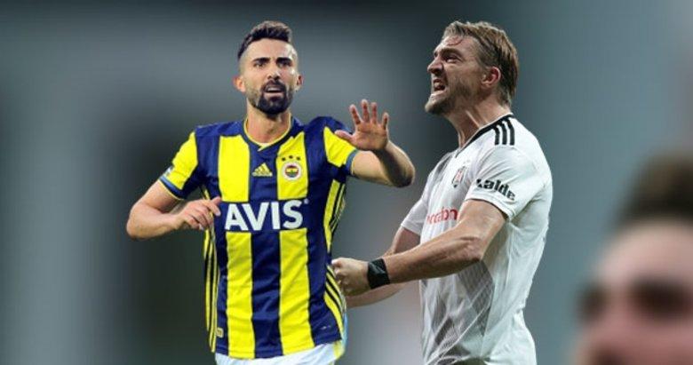 İşte Fatih Terim'in transferde Caner Erkin ve Hasan Ali Kaldırım kararı!
