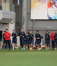 Osmanlısporda Trabzonspor maçı hazırlıkları