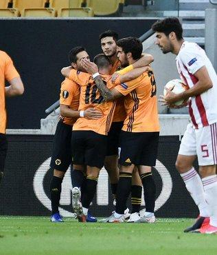 Wolverhampton 1-0 Olympiakos   MAÇ SONUCU