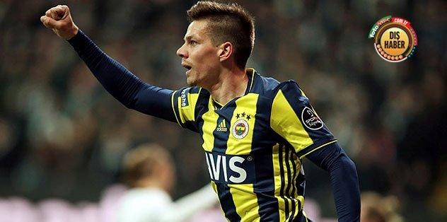 Fenerbahçeli Miha Zajc'a sürpriz talip