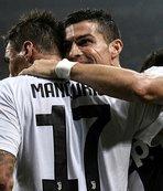 Juventus, Milan deplasmanında güldü