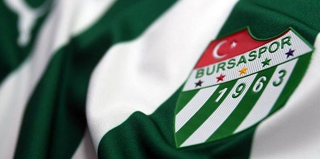 Bursaspor'da çifte imza!