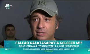 Ahmet Bulut'tan Falcao açıklaması