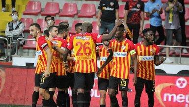 Kayserispor - Kasımpaşa: 2-0 | MAÇ SONUCU - ÖZET