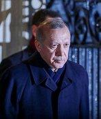 Başkan Erdoğan'dan destek