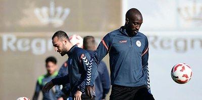 Konyaspor, kupa hazırlıklarını tamamladı