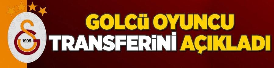 Golcü futbolcudan Galatasaray açıklaması