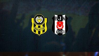 Yeni Malatyaspor - Beşiktaş maçı CANLI