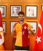 Galatasaray'dan 5 yıllık imza!