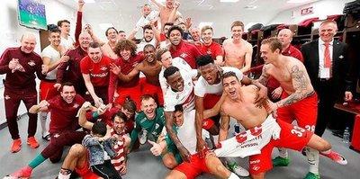 Spartak Moskova şampiyonluğunu ilan etti