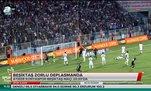 Beşiktaş zorlu deplasmanda