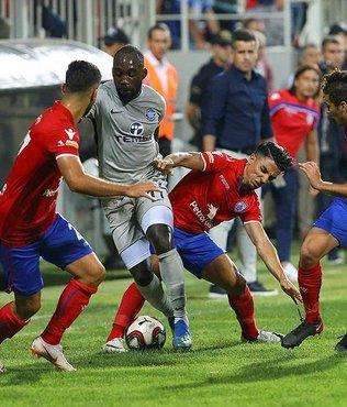 Adana Demirspor, deplasmanda Altınordu'yu 1-0 mağlup etti