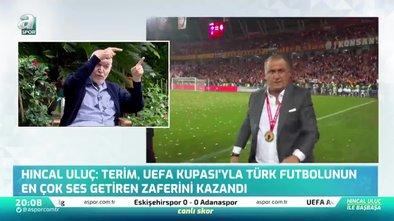 """""""Son Fatih Terim dönemi hem kendisi hem de Galatasaray için talihsizlik"""""""