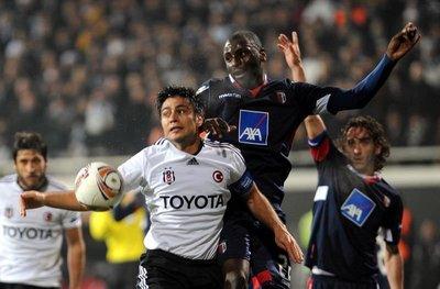 Beşiktaş 0-1 Braga
