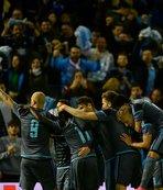 UEFA Avrupa Ligi çeyrek final ilk maçı