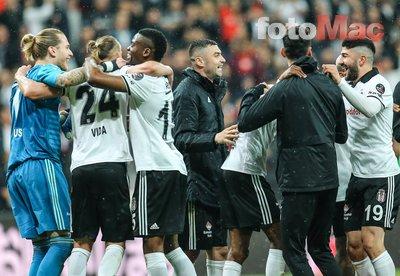 Beşiktaş'ta ayrılık! O isimle yollar ayrılıyor