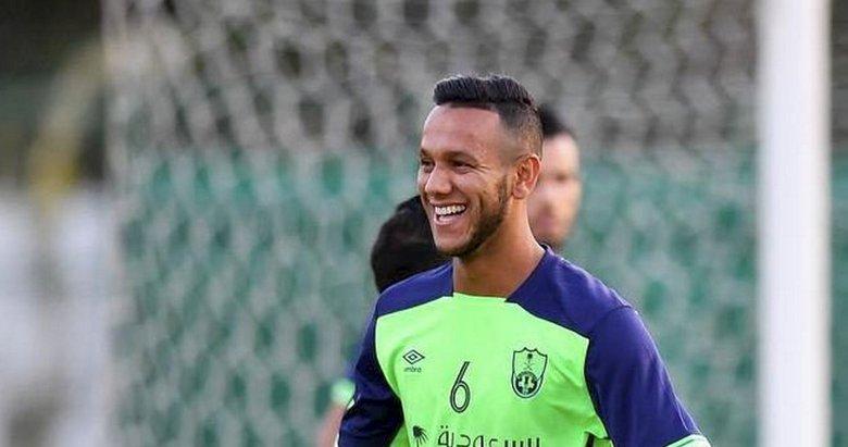 Josef de Souza tamam! Sıra kulübünde