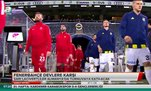 Fenerbahçe devlere karşı