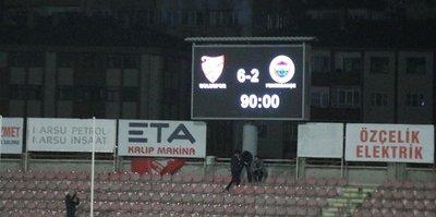 Boluspor - F.Bahçe maçı sosyal medyayı salladı