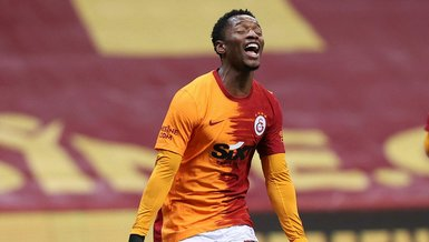 Sekidika ilk golünü attı Galatasaray tarihine geçti